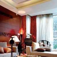 简约中式客厅橡木家具客厅装修效果图