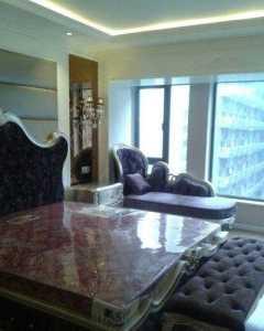 客厅置物架层架
