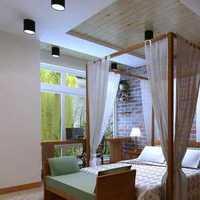 水曲柳实木卧室全套家具装修效果图