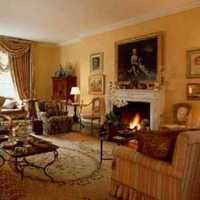 三居客厅浅色休闲沙发效果图