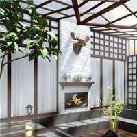 100多平米的房子装修