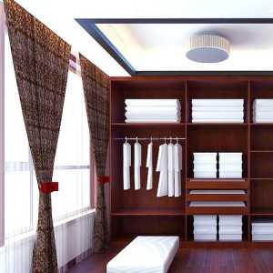 软隔断卧室装修效果图