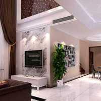客厅白色系沙发背景墙装修效果图