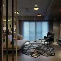 现代创意别墅室内装饰效果图