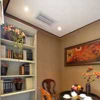 沙发美式影视墙茶几装修效果图