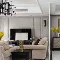欧式客厅白色沙发背景墙装修效果图