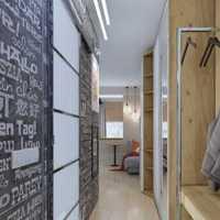 小清新绿色橱柜儿童房双层装修效果图