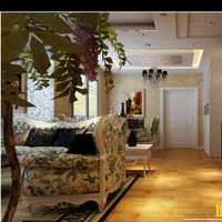 一室一厅北欧过道装修效果图