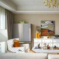 客厅别墅富裕型简洁装修效果图