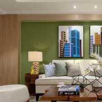 家居摆件简约客厅沙发装修效果图