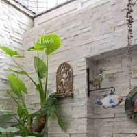现代乡村别墅浴室装修效果图