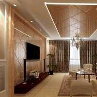 客厅吊顶灯具大户型美式装修效果图