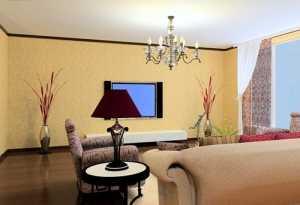 簡約大氣 奢華時尚的客廳效果圖