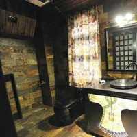 片客厅现代简约卫生间装修效果图