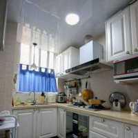 橱柜混搭厨房橱柜台面装修效果图