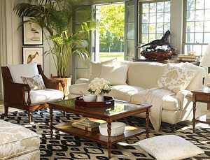 日式家庭沙发背景墙效果图效果图