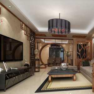 爵士白客厅装修