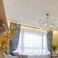 现代实木欧式古典客厅装修效果图