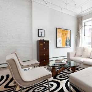 美式家居玄关装潢装饰效果图