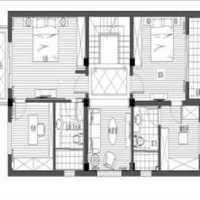 106平米叠拼别墅带地下室装修预算