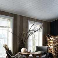 中式沙发豪华型古典装修效果图