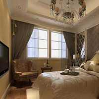 带弧形卧室装修效果图