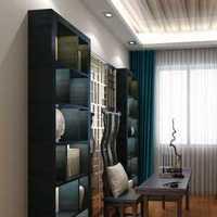 现代客厅三室两厅两卫装修效果展示效果图