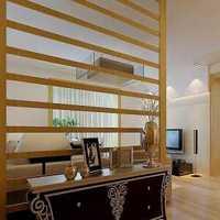 南北通透56平一室一厅装修成两室平面图求充分利