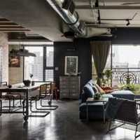 现代别墅丰富宽阔型起居室装修效果图