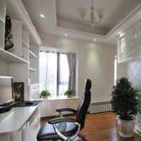 白色三居室卧室装修效果图