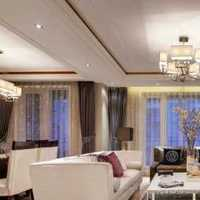 120平三室二厅一橱一卫室内装修