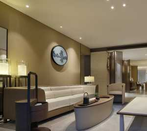 正弘瓴当代中式设计样板房