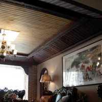 客厅改成客卧两用装修效果图