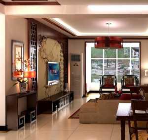 客厅地面与卧室地面图
