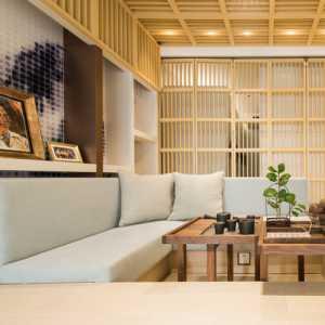 高端100万以上现代简约原木色错层四居以上白色别墅老洋房梦想改造家150平米以上休闲区