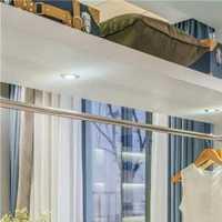 卧室富裕型隔断装修效果图