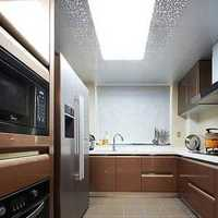 厨房吊顶十上厨房厨房吧台装修效果图