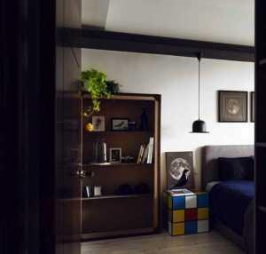16正方形卧室装修效果图