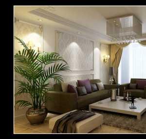 95㎡二居现代简约风格走廊背景墙效果图