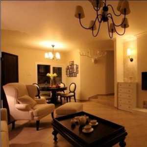 豪華復式家裝室內門圖片效果圖
