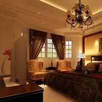 两室两厅欧式浅色卧室装修效果图
