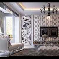客厅照片墙沙发背景墙现代装修效果图