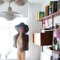 位于中山北路1496弄4号的上海室内装饰集团家庭装