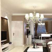 别墅富裕型客厅欧式装修效果图