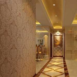 家裝玄關就是裝修走廊請問進門走廊裝修技巧有哪些