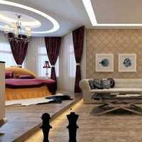 100多平米的楼房装修设计图