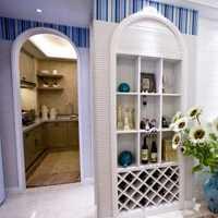 厨房简欧风格效果图