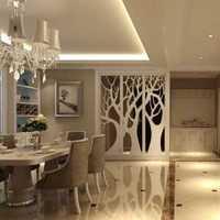 客厅和餐厅在一起如何装修