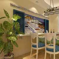 24平米客厅带餐桌装修效果图