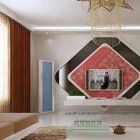 现代客厅墙面沙发背景墙装修效果图